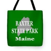 Baxter State Park Pride Tote Bag