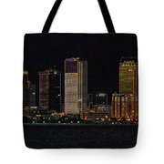 Bay City Tote Bag