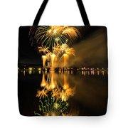 Bay City Fireworks - 2017 - 7 Tote Bag