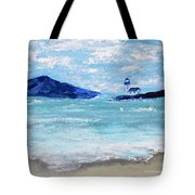 Bay Harbor Tote Bag