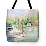 Bay Lady  Tote Bag