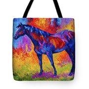 Bay Mare II Tote Bag