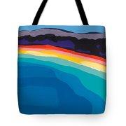 Bay Of Angels Tote Bag