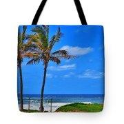 Bay Of Plenty 2 Tote Bag by Jeremy Hayden