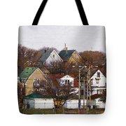 Bay View Neighborhood Tote Bag