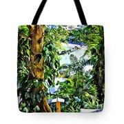 Bay View Tobago Tote Bag
