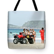 Bay Watch Uk Tote Bag