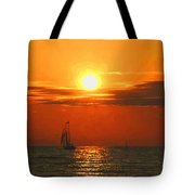 Bayfield Sunset - 1 Tote Bag