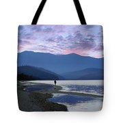 Baykal Lake Tote Bag