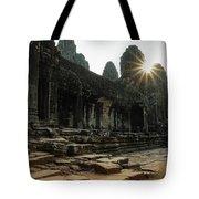 Bayon Temple Tote Bag