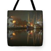 Bayou Fog #2 Tote Bag