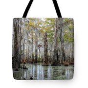 Bayou Magic Tote Bag