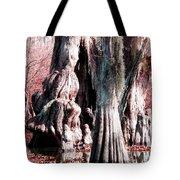 Bayou Character Tote Bag
