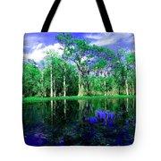 Bayou Reflections Tote Bag