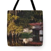 Bayou Shack Tote Bag