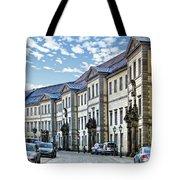 Bayreuth Street Scene Tote Bag