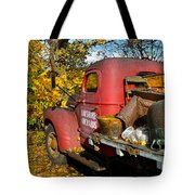 Bayshore Orchards Tote Bag
