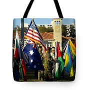 Bayshore Patriots Tote Bag