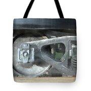 Baytown Boxcar Tote Bag