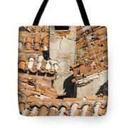 Bazaar View Tote Bag