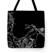 Bb Four Tote Bag