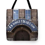 B.b. King's Blues Club Tote Bag