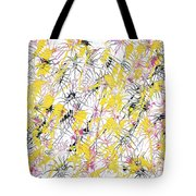 Bumble Bees Against The Windshield - V1cm89 Tote Bag
