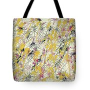Bumble Bees Against The Windshield - V1cs65 Tote Bag