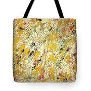 Bumble Bees Against The Windshield - V1ls75 Tote Bag