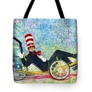Bcs Cool Cat Tote Bag
