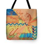Be A Unicorn 3 Tote Bag