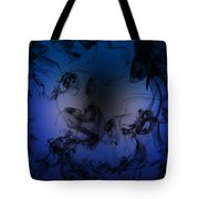 Be Calm And Love Art Tote Bag