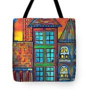 Be Home Soon - Blue Moon Tote Bag