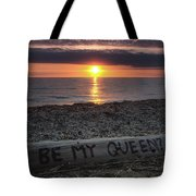 Be My Queen Tote Bag