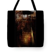 Be There By Sundown Tote Bag