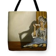 Bea B Heart Tote Bag