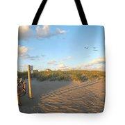Beach Access 30 Tote Bag