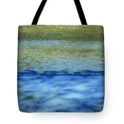 Beach And Sea Tote Bag
