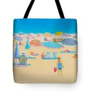 Beach Art - Every Summer Has A Story Tote Bag