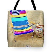 Beach Attire Tote Bag