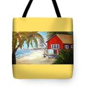 Beach Ball Resort Tote Bag