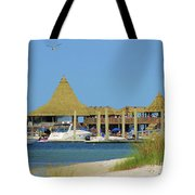 Beach Bar Tote Bag