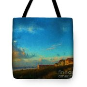 Beach Beauty  Tote Bag