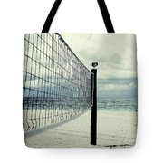 Beach Bird Tote Bag