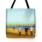 Beach Boys Tote Bag