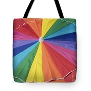 Beach Brolly Tote Bag
