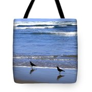 Beach Buddies Tote Bag