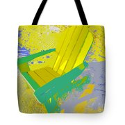 Beach Chair Work Number Six Tote Bag