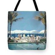 Beach Club Tote Bag