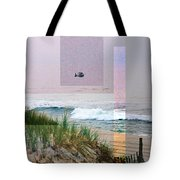 Beach Collage 3 Tote Bag